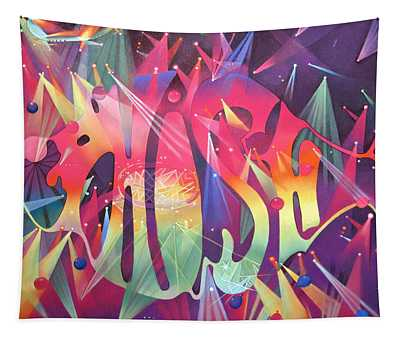 Phish The Mother Ship Tapestry
