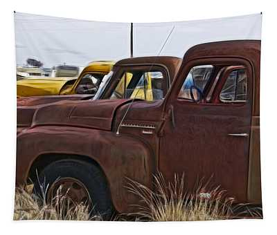 Pickup Cabs 2 Tapestry