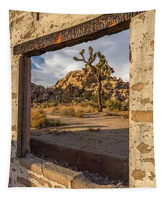 Picture Window Tapestry