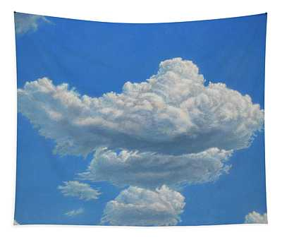 Piece Of Sky 3 Tapestry