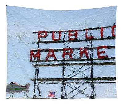 Seattle Landmark Tapestries
