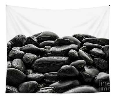 Pile Of Stones Tapestry