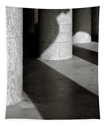 Pillars And Shadow Tapestry