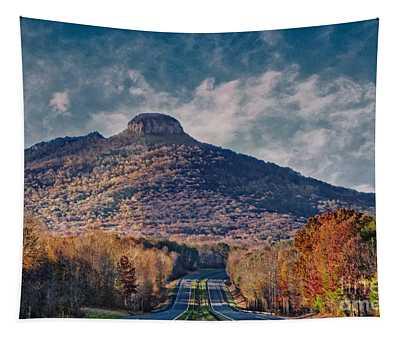 Pilot Mountain Tapestry