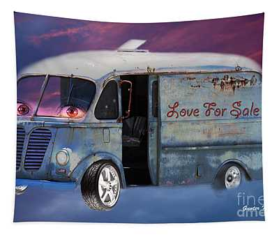Pin Up Cars - #2 Tapestry