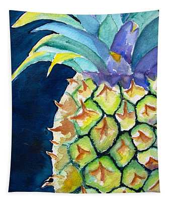 Pineapple Tapestry