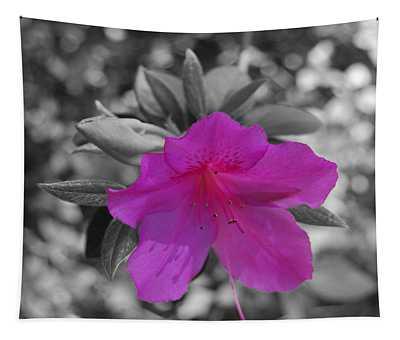 Pink Flower 2 Tapestry