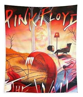 40x30cm Pink Floyd #127606 Back To The Wall Poster Plakat Gerahmt The Wall