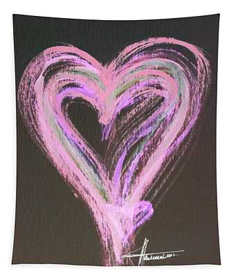 Pink Rules Tapestry