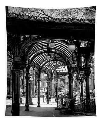 Pioneer Square Pergola Tapestry