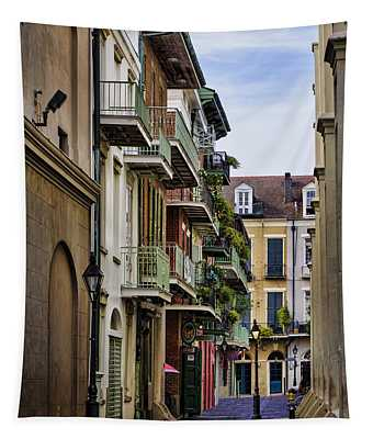 Pirates Alley Tapestry