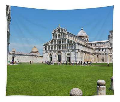 Pisa, Pisa Province, Tuscany, Italy Tapestry