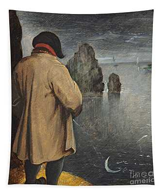 Pissing At The Moon  Tapestry