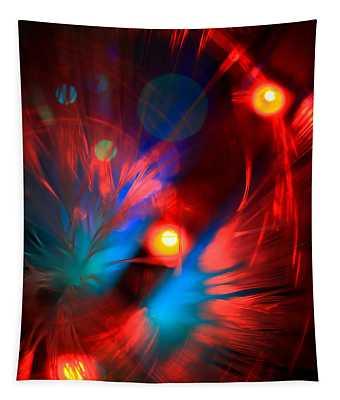 Planet Caravan Tapestry