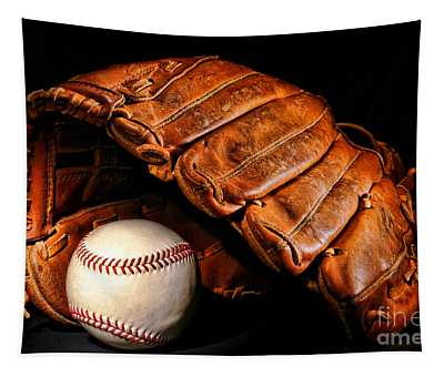 Play Ball Tapestry