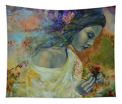 Poem At Twilight Tapestry