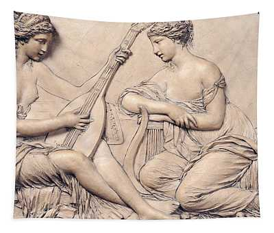 Poetry And Music Tapestry