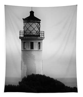 Pointe Vincente Lighthouse Tapestry