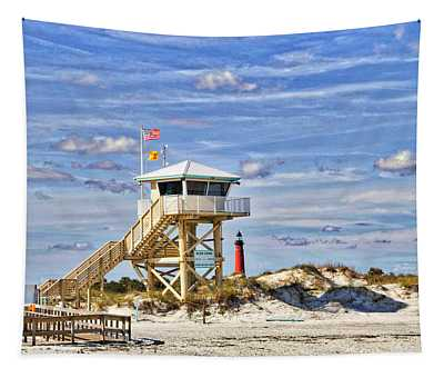 Ponce Inlet Scenic Tapestry