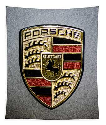 Porsche Tapestry