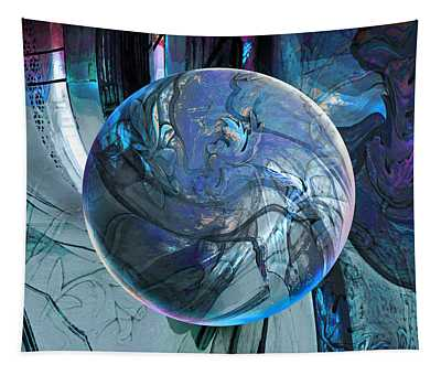 Portal To Divinity Tapestry