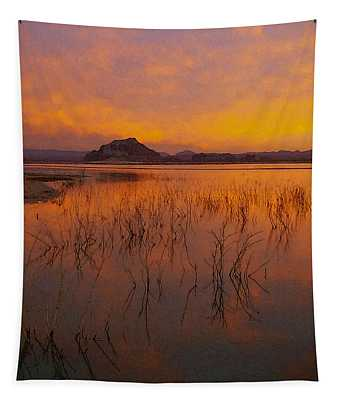 Powell Sunrise 1 Tapestry