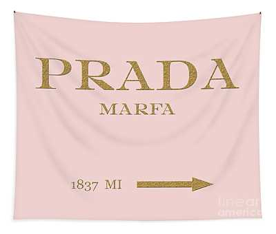 Prada Marfa Mileage Tapestry