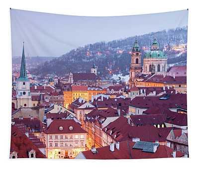 Prague - St. Nicolas Church Tapestry