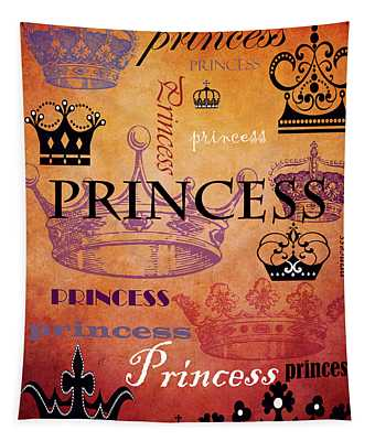Princess 2 Tapestry