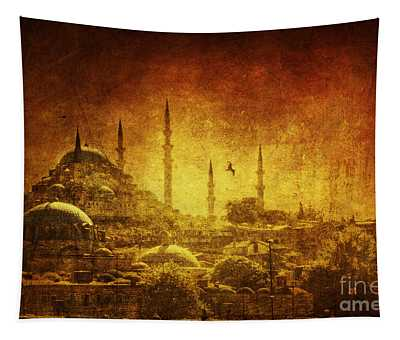 Prophetic Past Tapestry