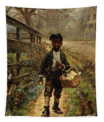 Protecting The Groceries Tapestry
