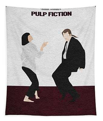 Pulp Fiction 2 Tapestry