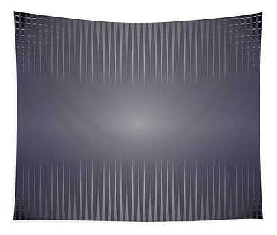 Purple Horizon Tapestry