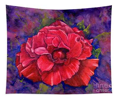 Purple Passion Tapestry