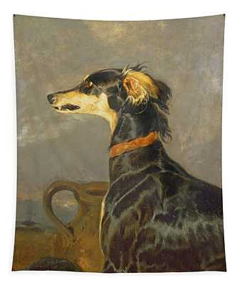 Queen Victorias Favourite Dog, Eos Tapestry