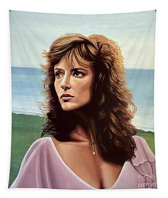 Rachel Ward Tapestry
