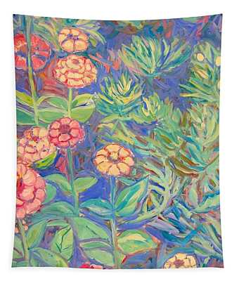 Radford Library Butterfly Garden Tapestry