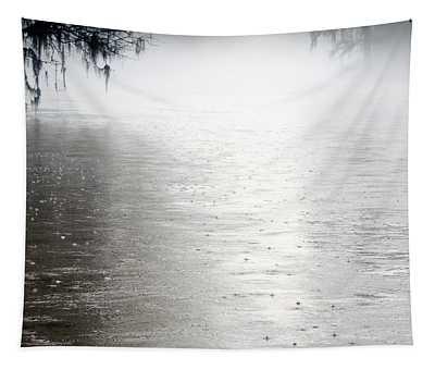 Rain On The Flint Tapestry