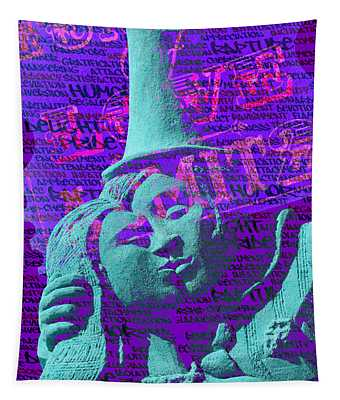 Rapture Tapestry