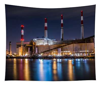 Ravenswood Generating Station Tapestry