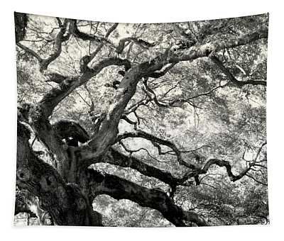 Reaching For Heaven Tapestry