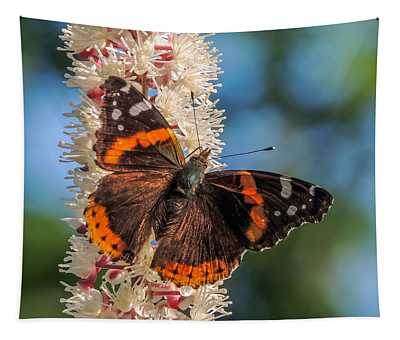 Red Admiral Tapestry