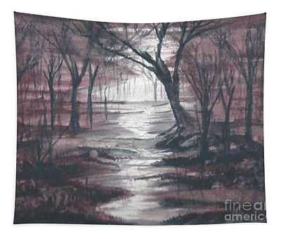 Red Mist  Tapestry