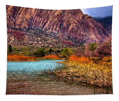Red Rock Canyon Conservation Area Tapestry