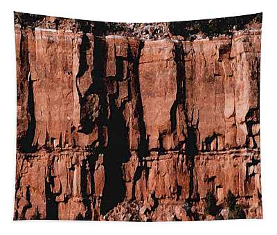 Red Rock Wall Tapestry
