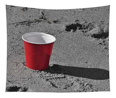 Red Solo Cup Tapestry