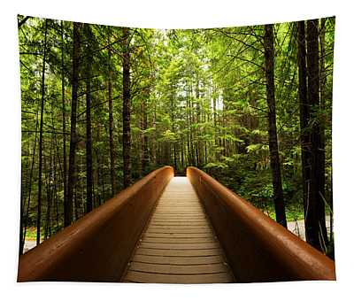Redwood Bridge Tapestry