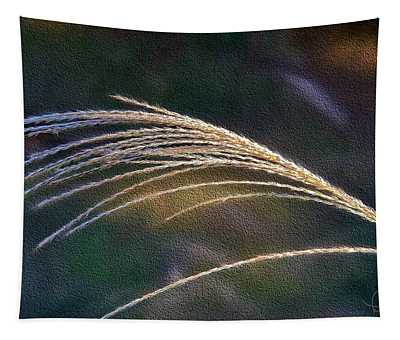 Reed Grass Tapestry