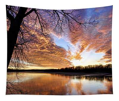 Reflected Glory Tapestry