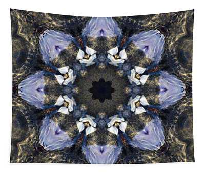 Reflection - Kaleidoscope Art Tapestry